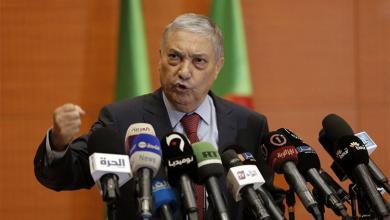 صورة بن فليس: سأعمل على إحياء الاتحاد المغاربي.. وليبيا تحتاج للحوار