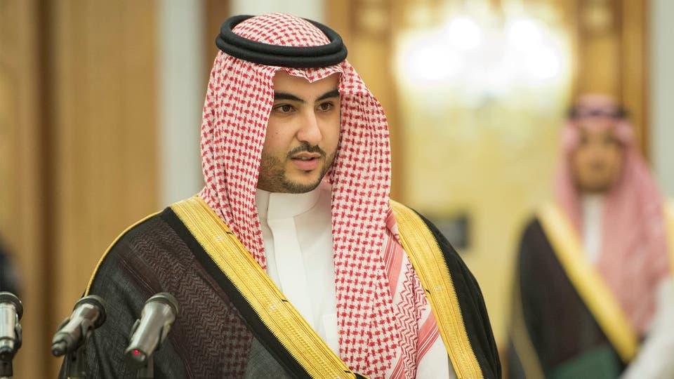 الأمير خالد بن سلمان بن عبدالعزيز آل سعود