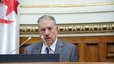 """Photo of رئيس مجلس الأمة الجزائري يحذر من """"أدعياء الديمقراطية"""""""