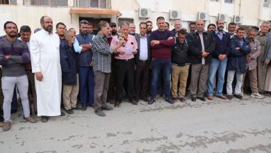 Photo of إضراب عمال النظافة في الجبل الأخضر