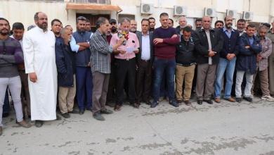 Photo of البيضاء .. عمال النظافة ينهون الاعتصام