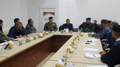 Photo of تفعيل الغرفة الأمنية المشتركة في اجدابيا