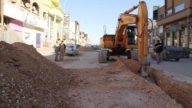 Photo of أعمال صيانة متواصلة بمرافق بنغازي الخدمية