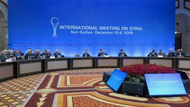 """Photo of """"محادثات أستانا"""" ترفض خلق """"واقع جديد"""" في سوريا"""