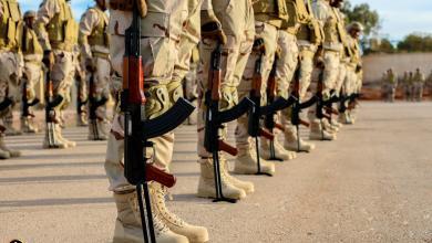 صورة بعد انسحاب الجيش.. 1000 عسكري بدون مرتبات