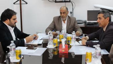 """صورة """"الخليج العربي"""" تعقد اجتماعها في بنغازي"""