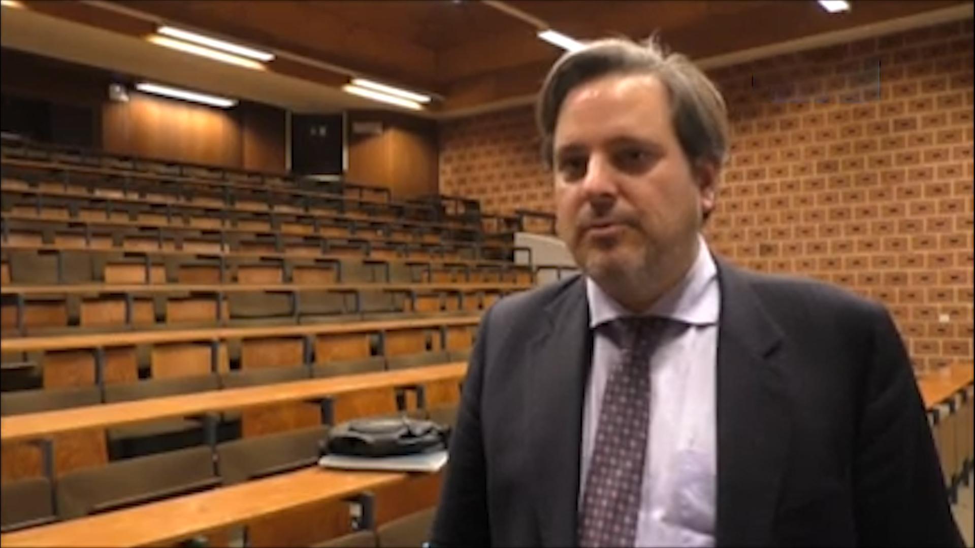 السفير البلجيكي في تونس كريستوف دي باسومبيير