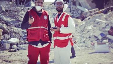 Photo of الهلال الأحمر الليبي يحتفل باليوم العالمي للتطوع على طريقته الخاصة