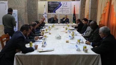 """Photo of """"مواصلات المؤقتة"""" تناقش خطط تشغيل المطارات"""