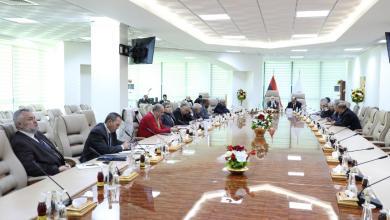 Photo of الوطنية للنفط تعقد الاجتماع السنوي لمركز التدريب في الزاوية