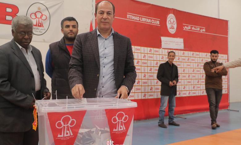 انتخاب الجعفري رئيسا لنادي الاتحاد