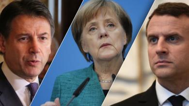 Photo of فرنسا وألمانيا وإيطاليا: الحل في ليبيا عبر المسار السياسي