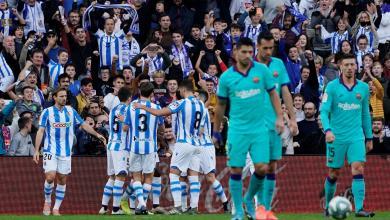 Photo of سوسيداد يجبر برشلونة على التعادل