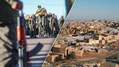 """Photo of """"بلدي جادو"""" ينفي دعم الأمازيغ للجيش"""