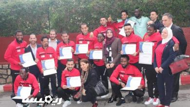 Photo of بوشكيوة يُقدّم صورة إيجابية عن الرياضة الليبية
