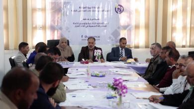 Photo of لجنة الانتخابات تمضي بتنفيذ خطط توعوية وتثقيفية