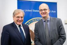 Photo of استعدادات لانطلاق الحوار الاقتصادي الليبي الأمريكي