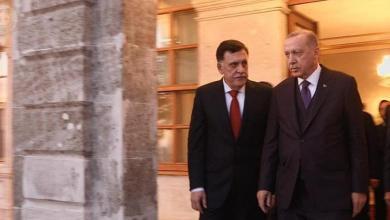 """صورة جنرال تركي متقاعد: استقالة """"السراج"""" تقضّ مضجع حكومة أردوغان"""