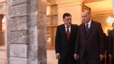 Photo of السراج يبحث مع أردوغان تفعيل مذكرتي التفاهم