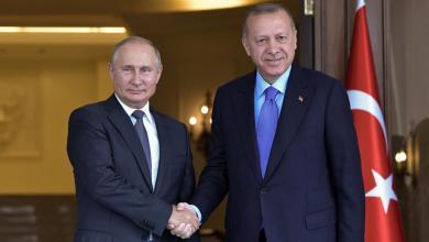 Photo of بوتين وأردوغان يبحثان تسوية الأزمة الليبية