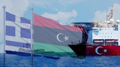 Photo of المهدوي: تنسيق ليبي يوناني لقطع الطريق أمام السفن التركية