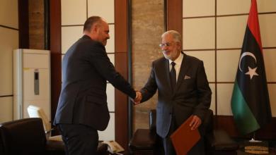 Photo of سيالة يبرر لسفير الاتحاد الأوروبي اتفاقية الوفاق مع تركيا