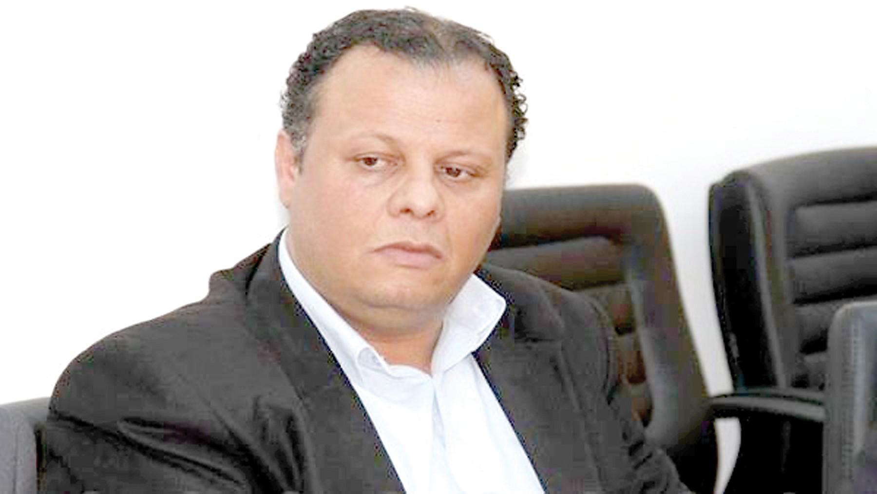 طلال الميهوب - رئيس لجنة الدفاع والأمن القومي بمجلس النواب الليبي