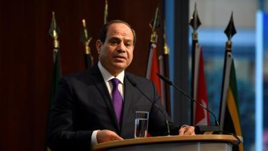 """صورة السيسي يؤكد لكونتي """"ثبات"""" الموقف المصري تجاه ليبيا"""