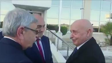 "Photo of عقيلة يصل قبرص لإجراء مباحثات لإبطال ""مذكرتي التفاهم"""