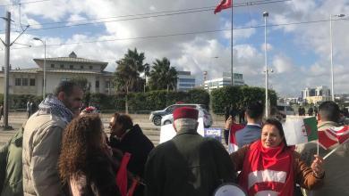Photo of غضب تونسي من التدخل التركي في ليبيا