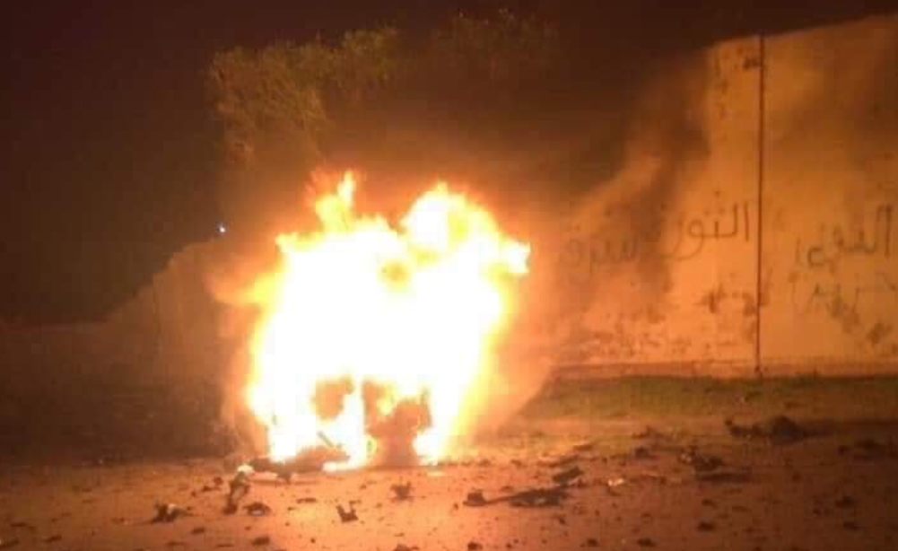 مديرية أمن الزاوية تدين التفجير الذي استهدف وسط المدينة