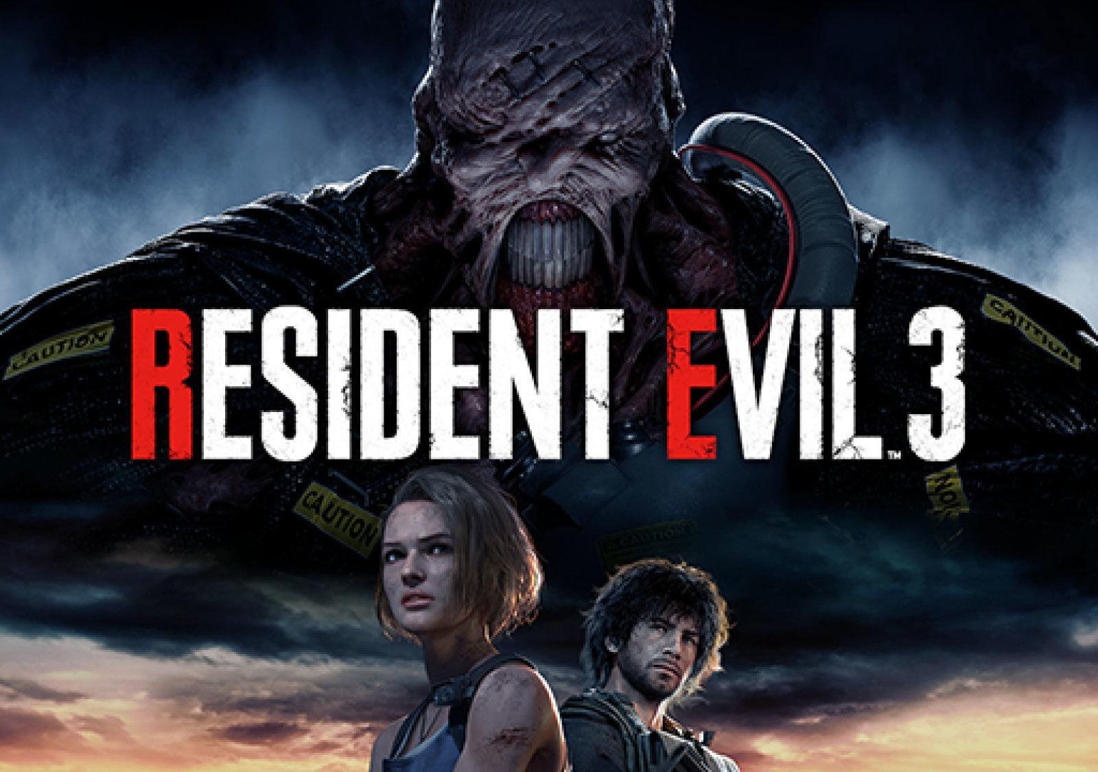 الإعلان رسميا عن لعبة Resident Evil 3   قناة 218
