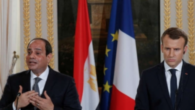 Photo of رفض مصري فرنسي لاتفاقية الوفاق وتركيا