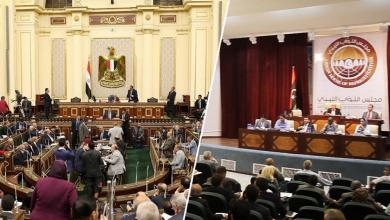 "Photo of ""البرلمان المصري"": مجلس النواب الممثل الوحيد لليبيا"