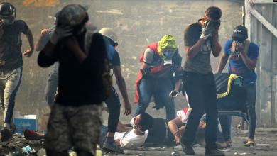 Photo of العراق.. إدانة لقتل المحتجين وإقالة قائد عمليات بغداد