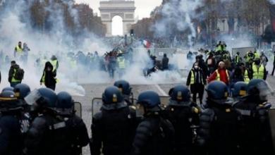 Photo of الإضرابات تشل أجزاء من فرنسا.. وتفسد احتفالات الأعياد