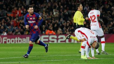 Photo of ميسي يقود برشلونة لمواصلة صدارة الليغا