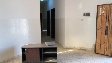 Photo of الإهمال يستوطن بمكتب الثقافة في باطن الجبل