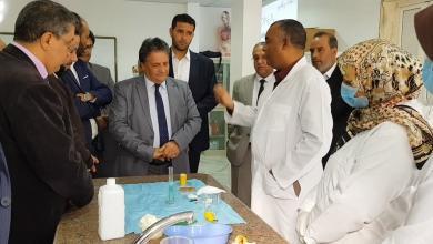 Photo of ورش عمل مشتركة لمستشفى المقريف وجامعة بنغازي