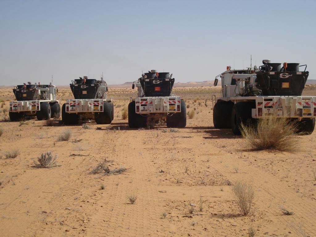 شركة تات نفت فرع ليبيا تستأنف نشاطها في منطقة الحمادة