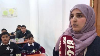 Photo of معلمة من تيجي تضفي أجواءً مريحة للحياة المدرسية-((صور))
