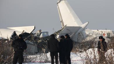 Photo of 9 قتلى إثر تحطم طائرة ركاب في كازاخستان – ((صور))