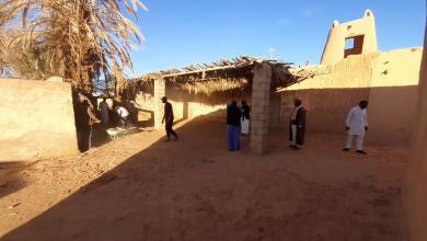 """Photo of """"القعيرات"""" .. متطوعون لصيانة القرية القديمة -((صور))"""