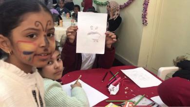 """Photo of """"فرحة طفل"""" في صبراتة"""