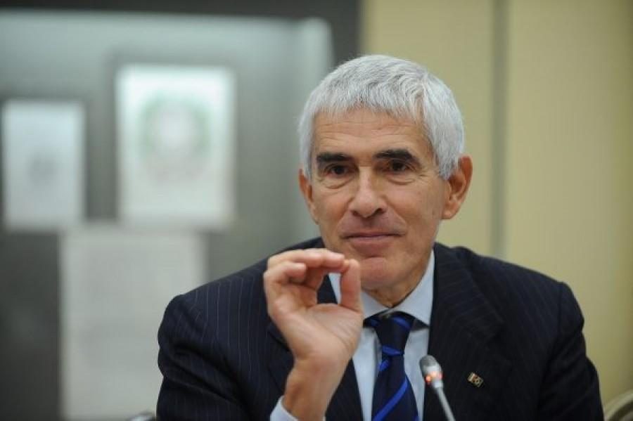 بيير فيردناندو كازيني - رئيس المجموعة الإيطالية للاتحاد البرلماني الدولي