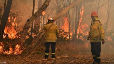 "Photo of الحرائق الضخمة تدفع أستراليا ""الطوارئ"""
