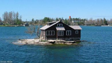 Photo of تعرف على أصغر جزيرة مأهولة بالسكان