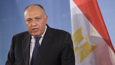 Photo of شكري يؤكد دعم مصر للعملية السياسية في ليبيا