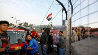 Photo of الاحتجاجات مستمرة في العراق ومطالبات بتشكيل الحكومة
