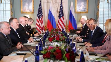 Photo of لافروف: حل أزمة ليبيا مصلحة روسية أميركية